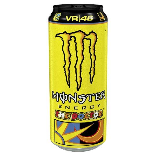 Monster energy 0,5 liter