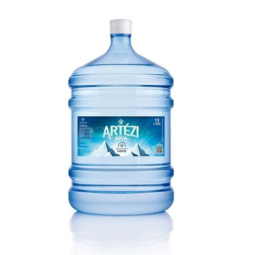 Artézi Aqua 19 liter Szénsavmentes