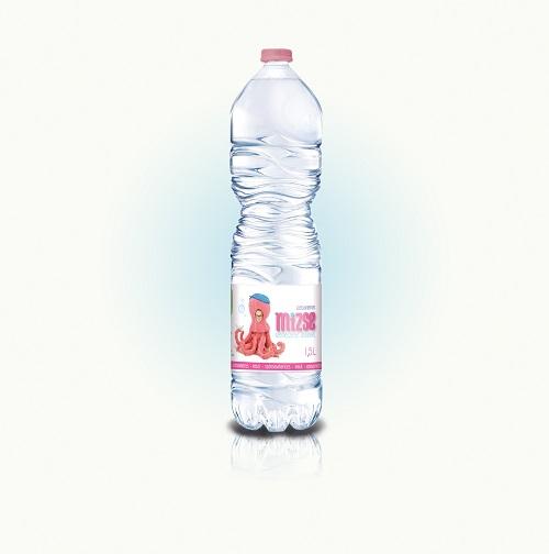 Mizse ásványvíz 1,5 liter Szénsavmentes